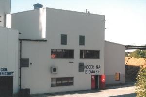 2007 Kocioł na biomasę