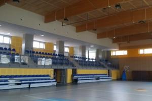 2014 Mikstat - sala sportowa